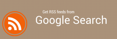 Get RSS feeds from Google Alertsa
