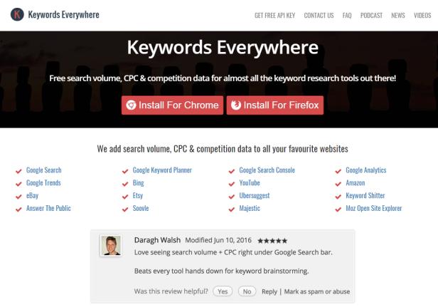 keywords-everywhere