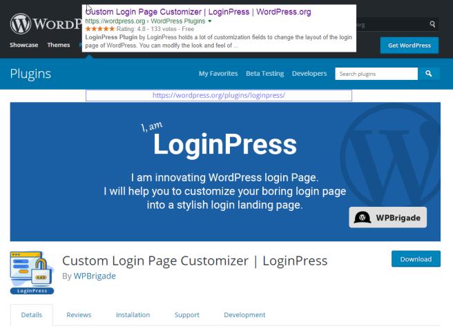 loginpress-wordpress-plugin